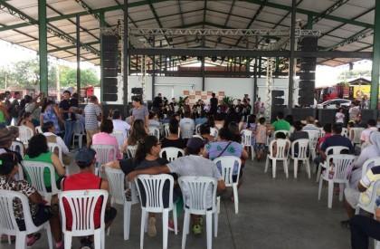 Orquestra Sanfônica fez show na abertura do Forró da...