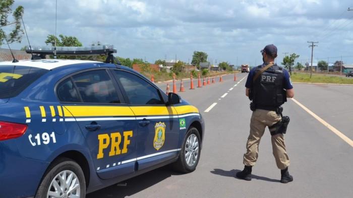 PRF prende 4 condutores alcoolizados nas BRs 316, 343 e 135