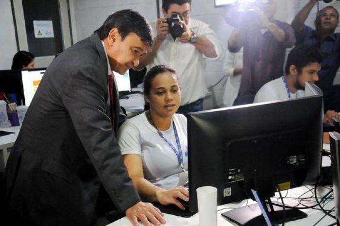 Projeto vai conectar 96 cidades via fibra ótica de norte a sul do Piauí