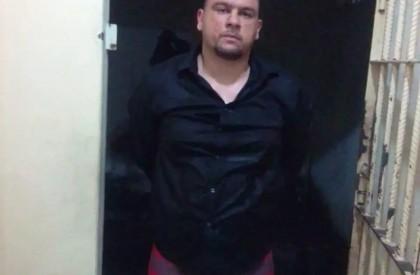 Homem é preso após matar cunhado em Miguel Alves