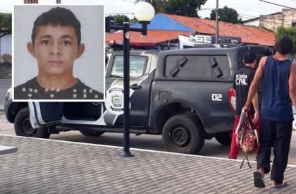 Jovem é preso acusado de estupro de vulnerável em Parnaíba