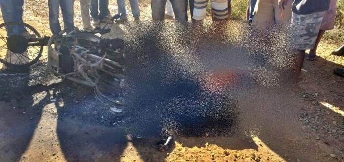Homem morre eletrocutado em cabo rompido na rodovia