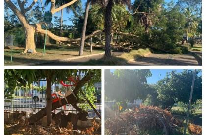 Governo abandona Parque Potycabana em Teresina