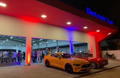 Nova unidade Detroit Car é inaugurada na zona Leste...