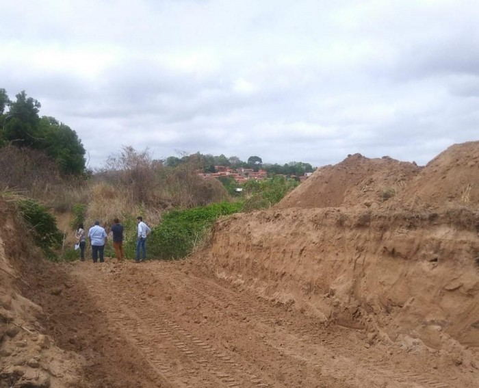 Construção da nova ponte sobre o rio Poti é iniciada