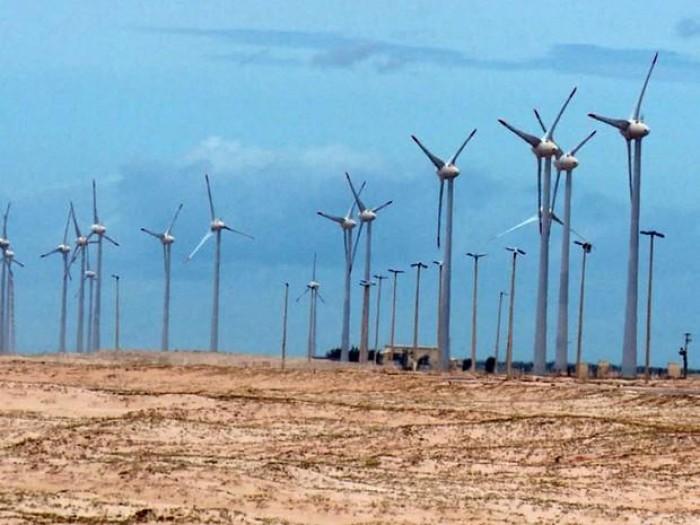 Piauí é o terceiro maior gerador de energia eólica do Brasil