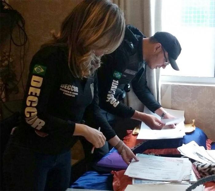Polícia deflagra operação contra empresa suspeita de fraudar concursos públicos