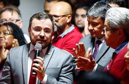 PT lança Fábio Novo como pré-candidato a prefeito de...