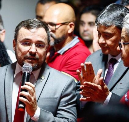 PT lança Fábio Novo como pré-candidato a...