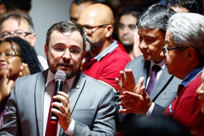 PT lança Fábio Novo como pré-candidato a prefeito de Teresina
