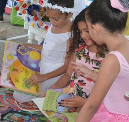 6ª Circuito da Leitura leva alunos de...
