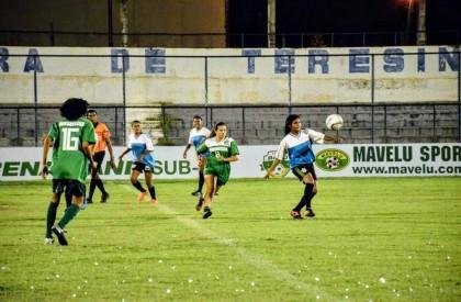 Copa Batom entra na 2ª fase de jogos em Teresina