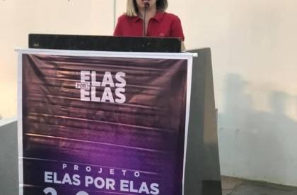 Mulheres do PT defendem pré-candidatura de Maria Santana para...
