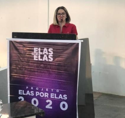 Mulheres do PT defendem pré-candidatura de Maria...