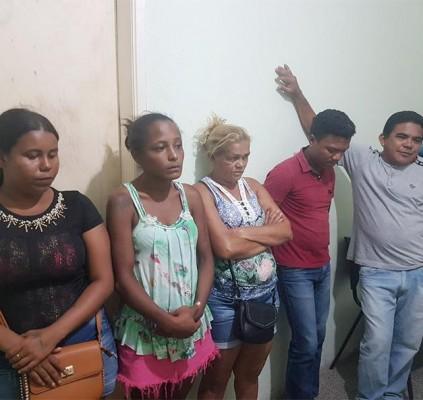 Polícia prende em Teresina os chamados
