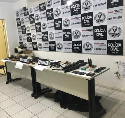Policiais do Piauí são presos suspeitos de...