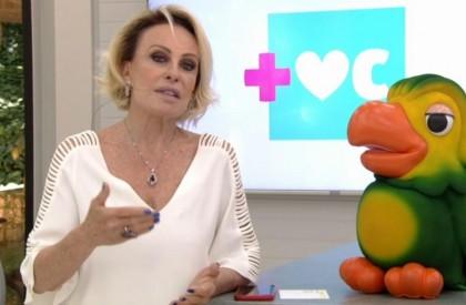 Ana Maria Braga revela câncer no pulmão: 'Vou sair...