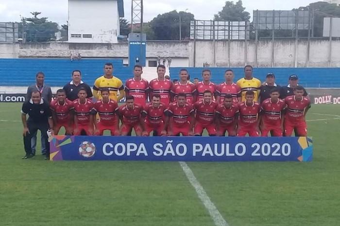 Em feito inédito para times do Piauí, River se classifica para segunda fase da Copinha