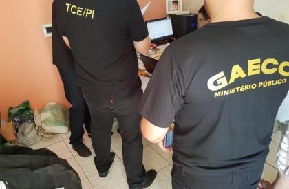 GAECO deflagra segunda etapa da operação que investiga fraudes em licitações