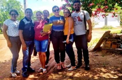Gestores municipais de Campo Maior fazem busca ativa para não deixar alunos fora da escola