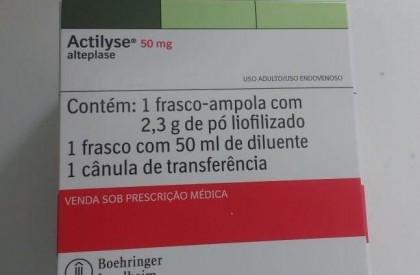 Governo passa a oferecer no Hospital de Picos medicação que reverte AVC