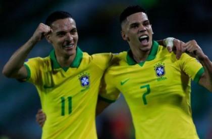 Seleção brasileira estreia no Pré-Olímpico com vitória sobre o...
