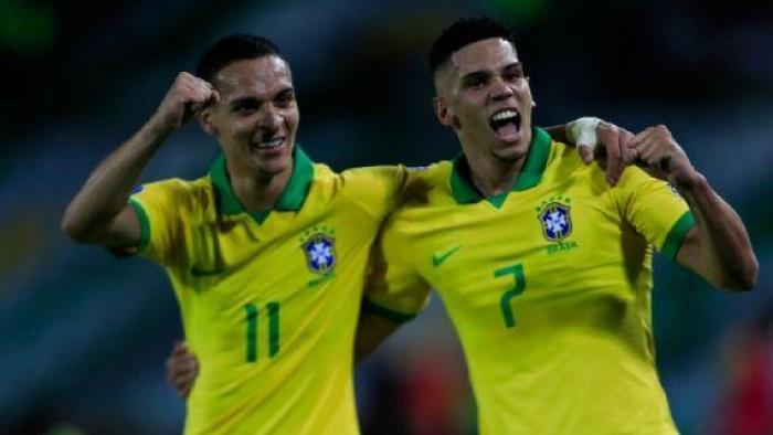 Seleção brasileira estreia no Pré-Olímpico com vitória sobre o Peru