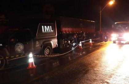 Trágico acidente deixa mãe e filhos mortos em Teresina