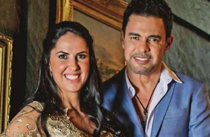 Zezé di Camargo é acusado de traição, e Graciele...