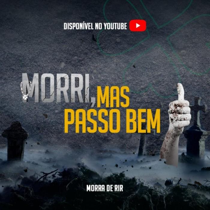 """Cemitério do Piauí estreia no youtube com o canal """"Morri, mas passo bem"""""""