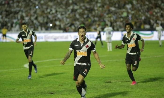 Com dificuldades, Vasco empata contra o Altos-PI pela Copa do Brasil