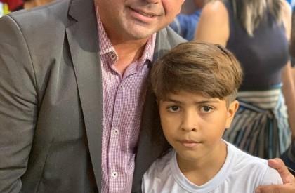 Prefeitura de Campo Maior reinaugura a escola Milton Soldani,...