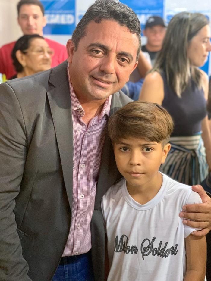 Prefeitura de Campo Maior reinaugura a escola Milton Soldani, referência no IDEB