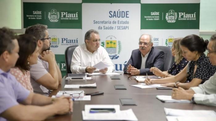 Secretaria de Saúde confirma três casos de coronavírus no Piauí