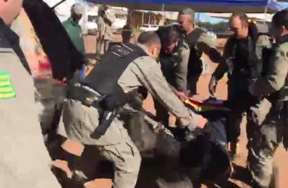 Lázaro é preso em Goiás após 20 dias de fuga