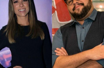 Tiago Abravanel rebate fala homofóbica de Patrícia Abravanel