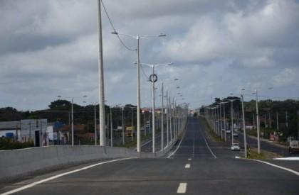 Trecho da BR 316 próximo ao viaduto do Porto Alegre é liberado para tráfego