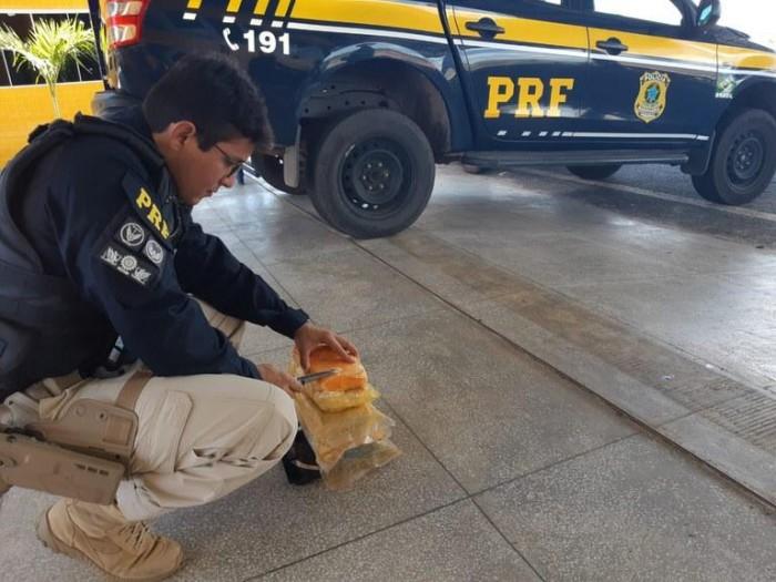 Dupla é presa com drogas avaliadas em mais de R$ 1,2 Milhão