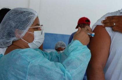 FMS amplia vacinação contra a Covid para pessoas com 31 anos