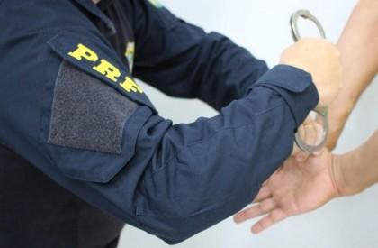 Mulher denuncia violência doméstica e homem é preso pela PRF na BR 316 acusado de de Lesão Corporal, embriaguez ao volante, injúria e ameaça