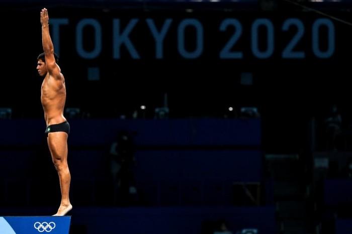 Olimpíada: Piauiense Kawan Pereira se classifica para a semifinal nos saltos ornamentais