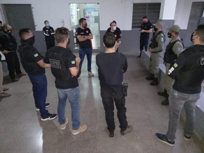 PC/PI deflagra Operação Bisturi contra servidores públicos de Teresina