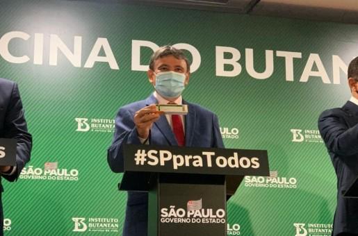 Piauí oficializa compra direta de 500 doses de vacinas da Coronavac