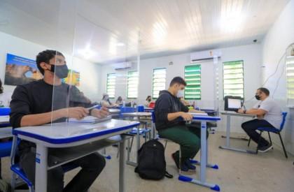 Seduc estabelece cronograma para retorno de aulas 100% presenciais